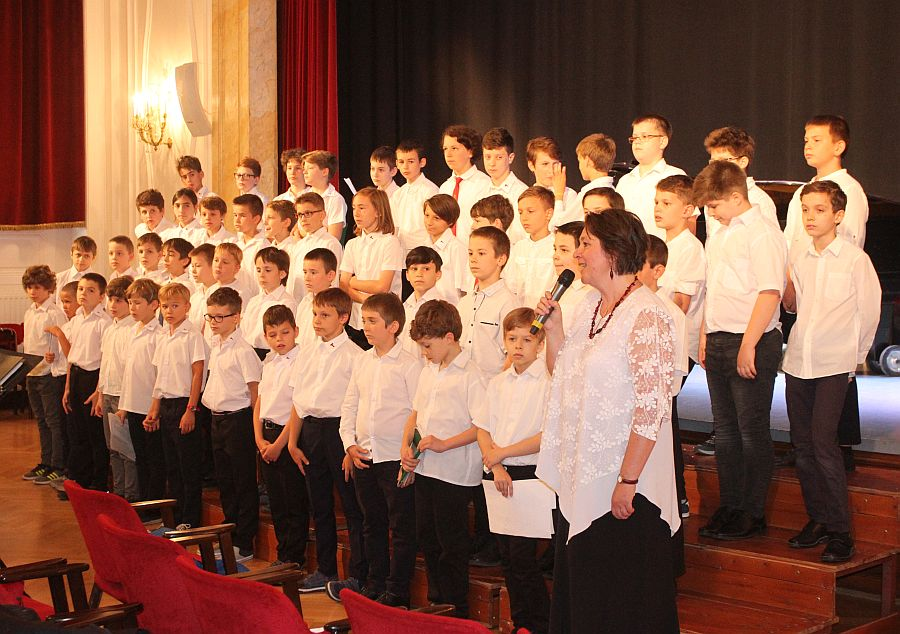 Kórusok évzáró koncertje