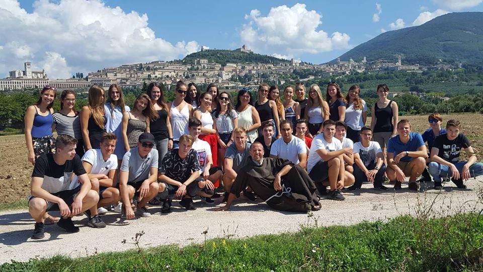 12.a Assisi kirándulás