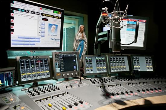 Médiaműhely a Mária Rádióval