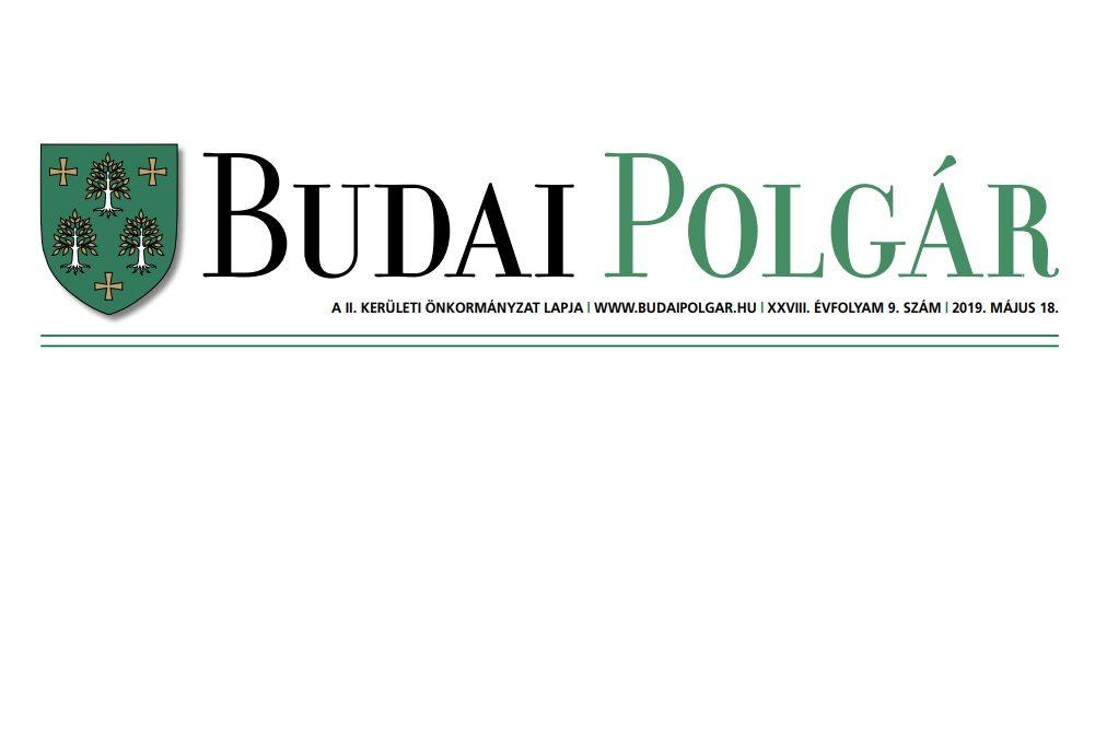 Ismét a Budai Polgár hasábjain