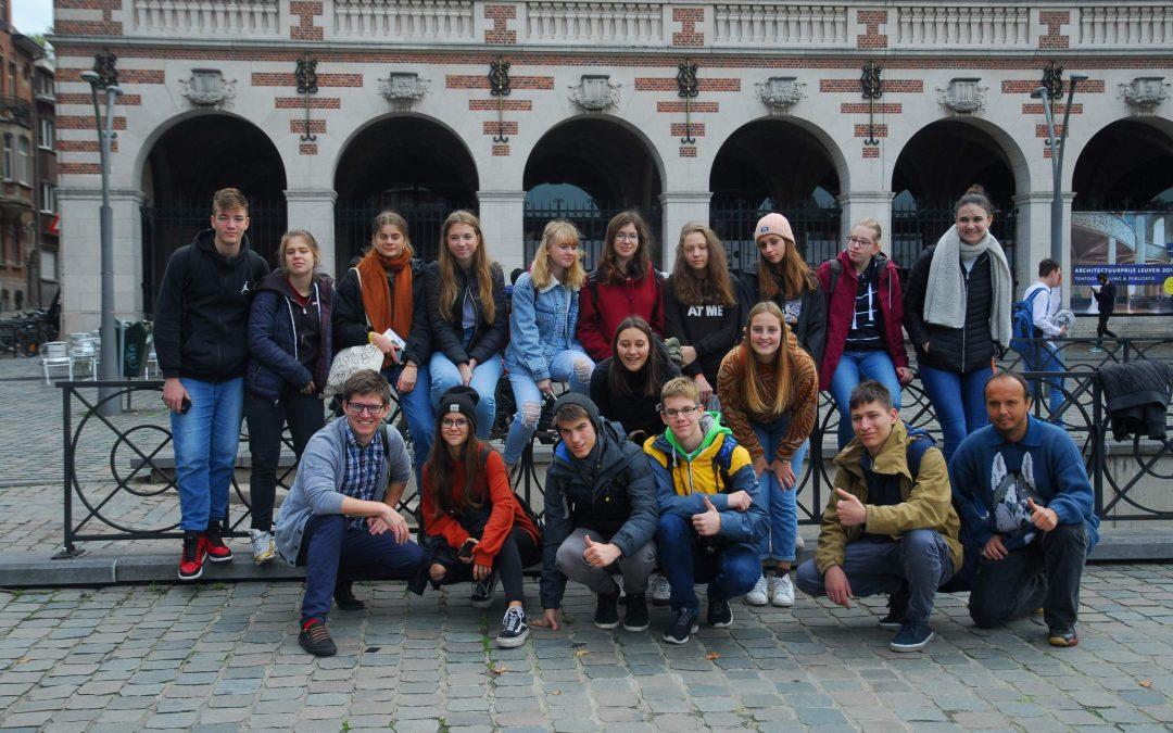 Belga cserediák program