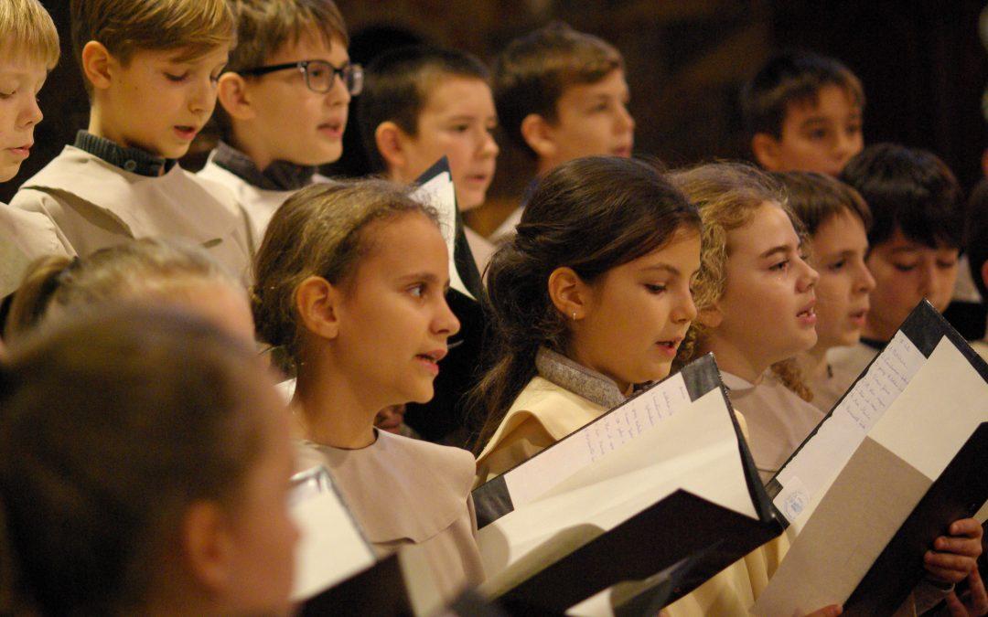 Énekes iskola, Mátyás templom