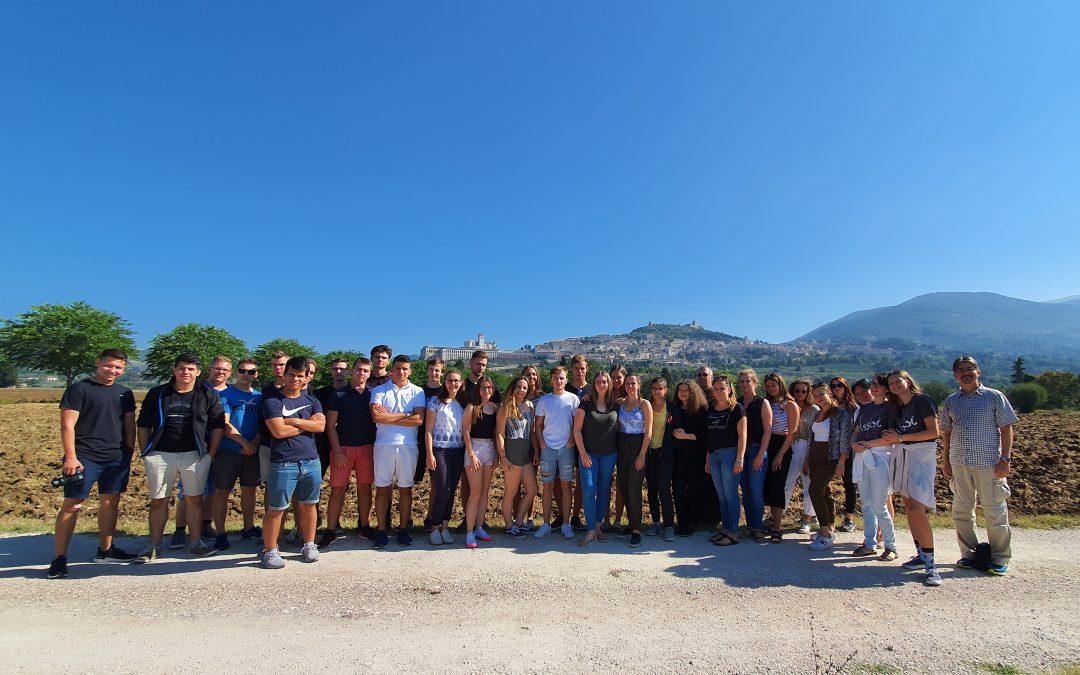Assisi zarándoklat